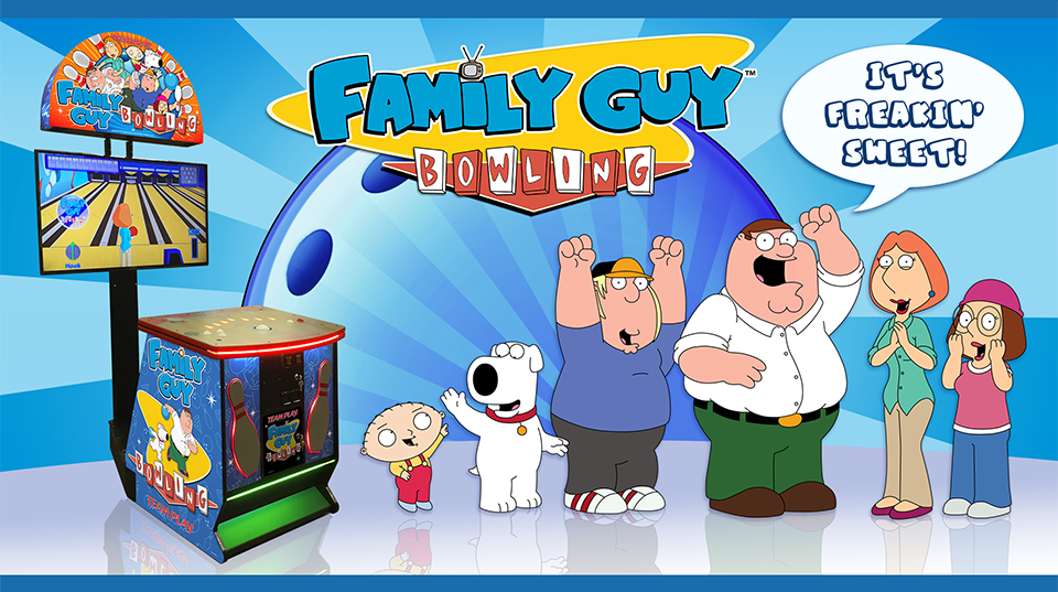 Family Guy Bowling