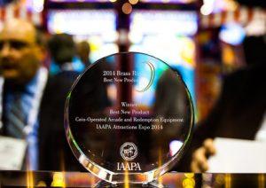 Brass Ring Award at IAAPA