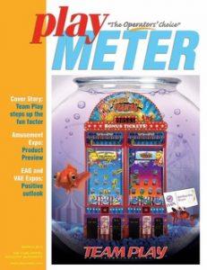 Fishbowl Frenzy in Play Meter Magazine